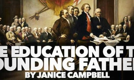 The Education of the Founding Fathers