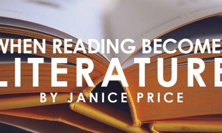 When Reading Becomes Literature