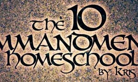 The 10 Commandments of Homeschooling