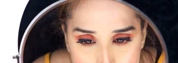 stylish eyemakeup