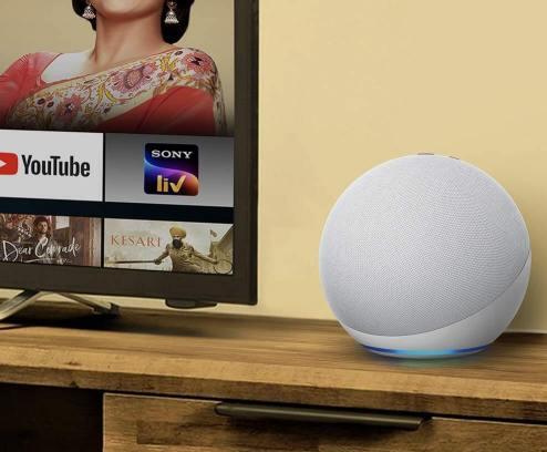 Amazon Echo 4th Generation