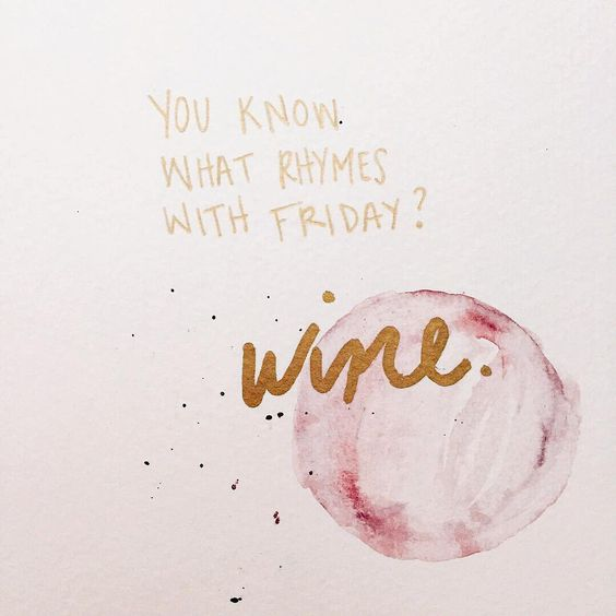Friday Wine