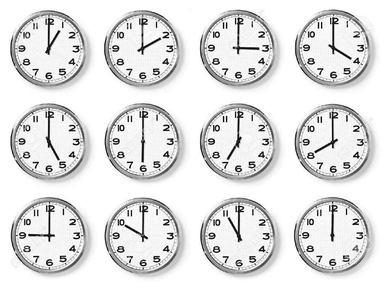 Clock Times