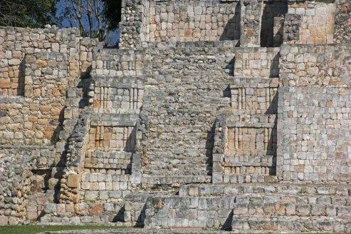 acropolis temple with faux columns