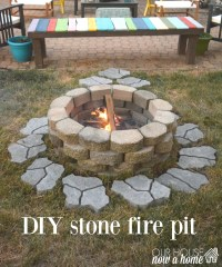 Can I Build A Fire Pit In My Backyard. My New Backyard ...