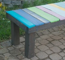 Diy Wood Pallet Bench Cost And Easy Make