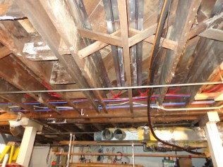 Zone 2 heat transfer plates