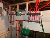 Radiant heat system