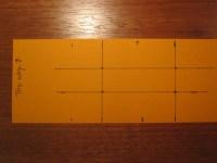Cabinet Hardware Template - beepmunk