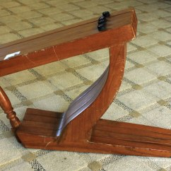 Folding Chair Rack Diy Stool Photography Free Table Plans Build Your Own Furniture