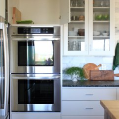 Kitchen Divider Metal Shelves Ikea Diy Vertical Lingering To Do Over Ovens