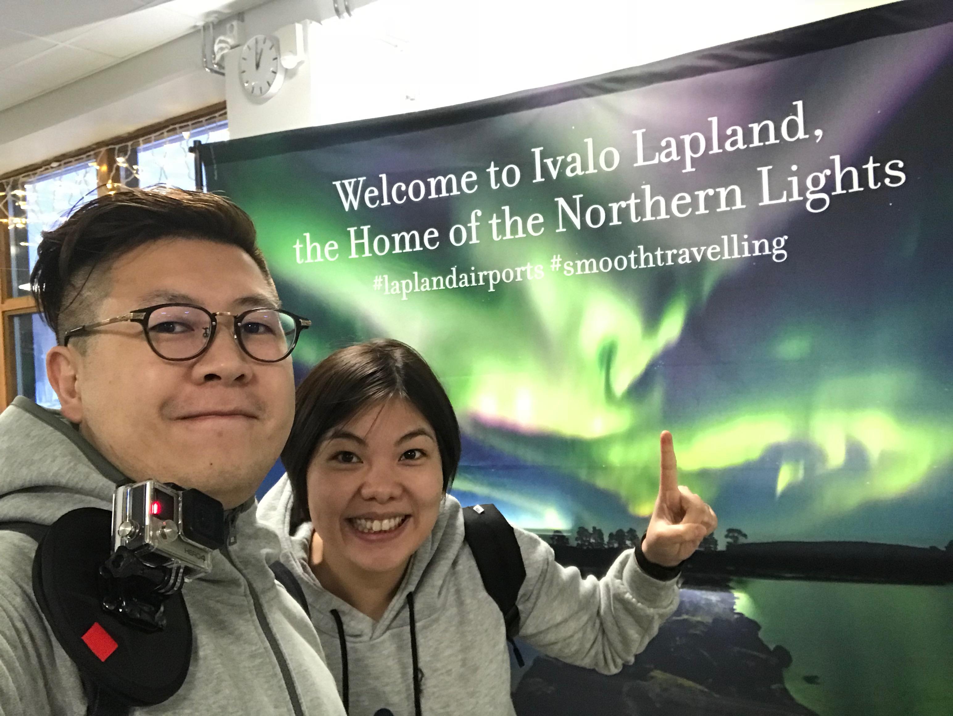 芬蘭極光八天自由行遊記 – 地勤夫妻去旅行