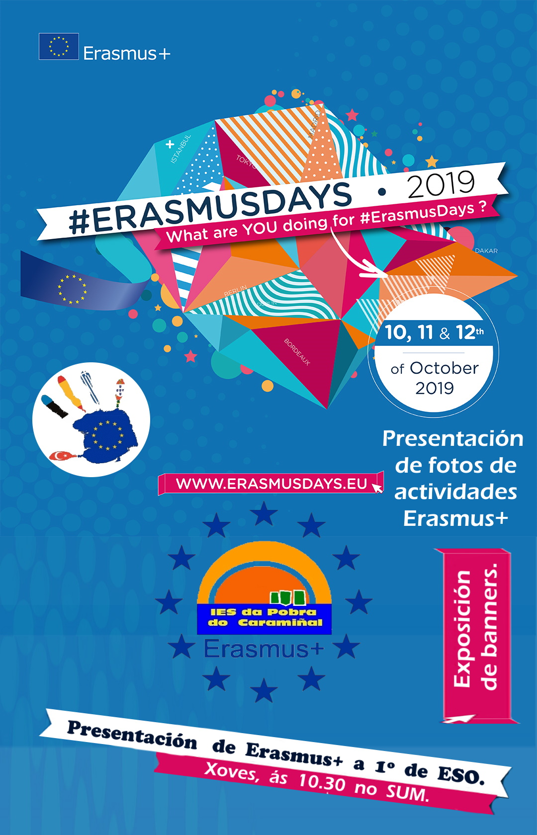 Erasmus Days at Pobra