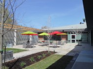 Library/IdeaLab patio