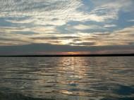 Lake Simcoe sunset
