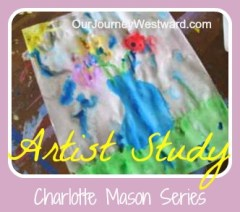 CM Style Artist Study | Our Journey Westward