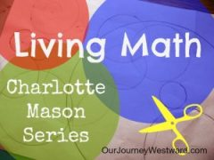 Living Math | Our Journey Westward