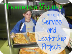 Teaching Values through Service and Leadership – Day 3