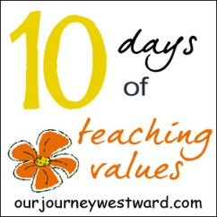 10 Practical Posts for Character Training by Our Journey Westward