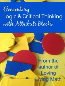Living Math: Using Attribute Blocks