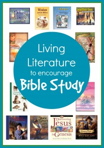 Our family has found several great books to prompt Bible study and discussion!