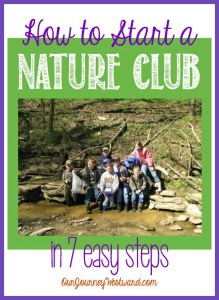 7 Tips for Starting a Nature Club
