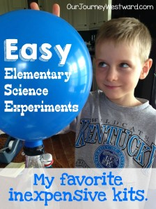 Easy Elementary Science Experiments