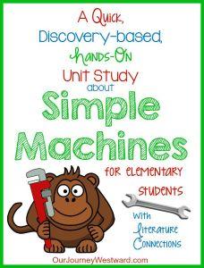 A Simple Machines Unit Study
