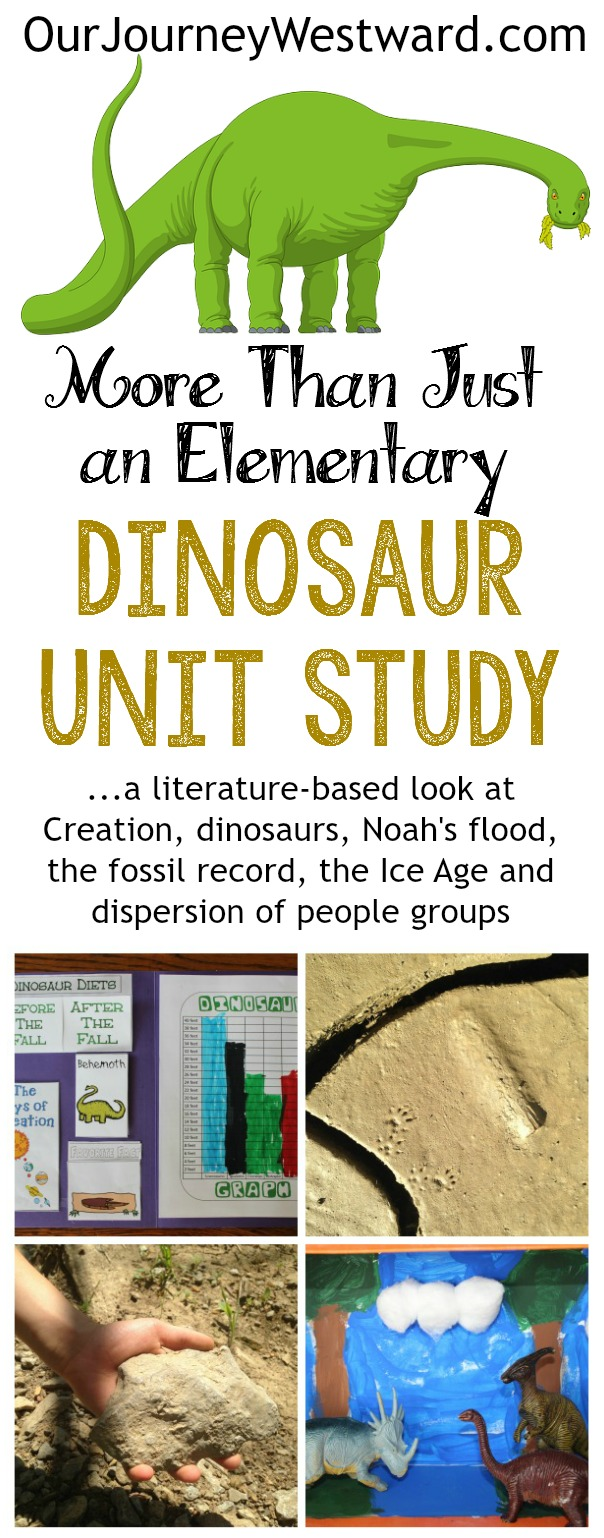 medium resolution of More Than Just a Dinosaur Unit Study - Our Journey Westward