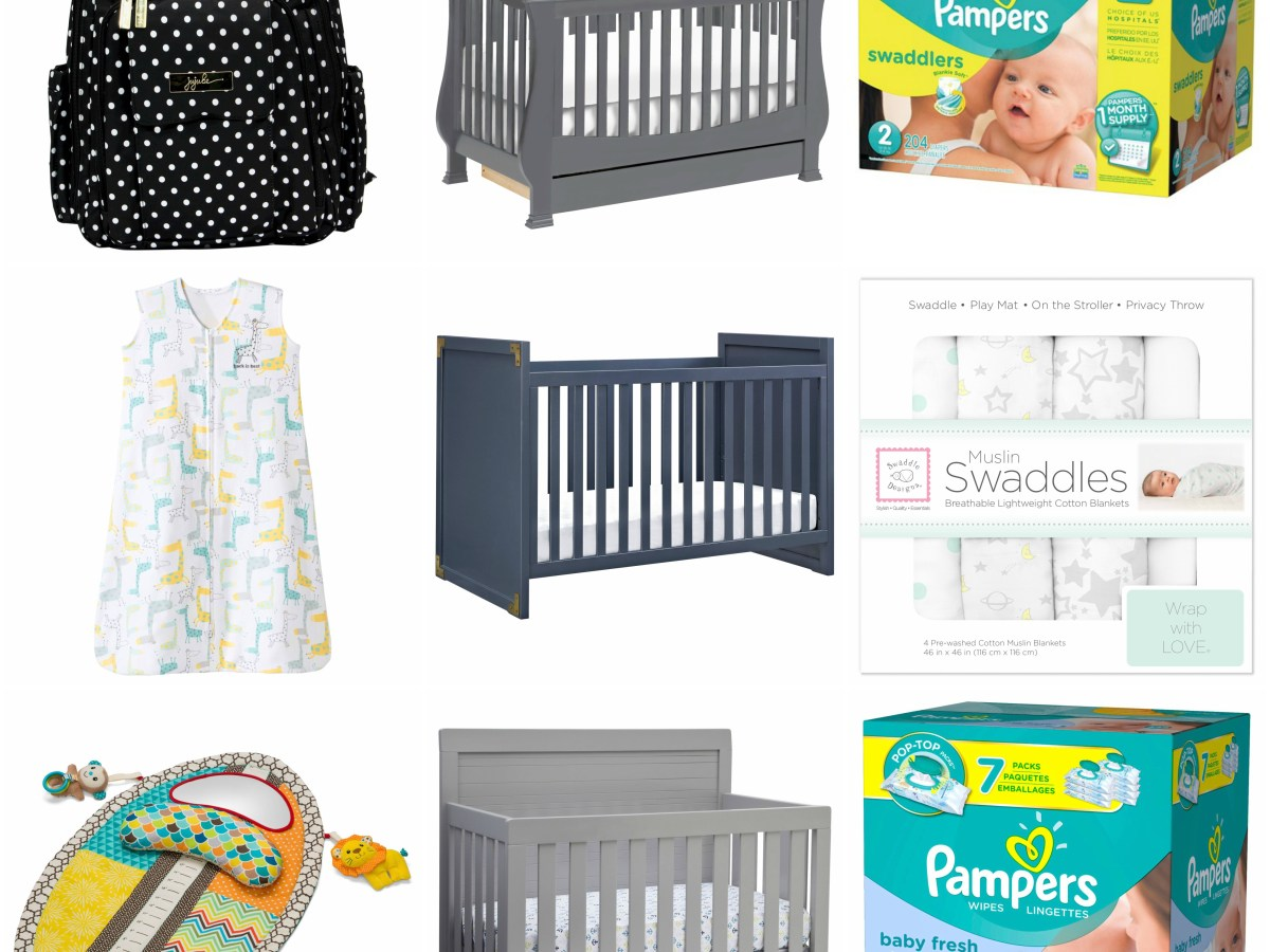 Baby Products That I Love And Added to My Registry