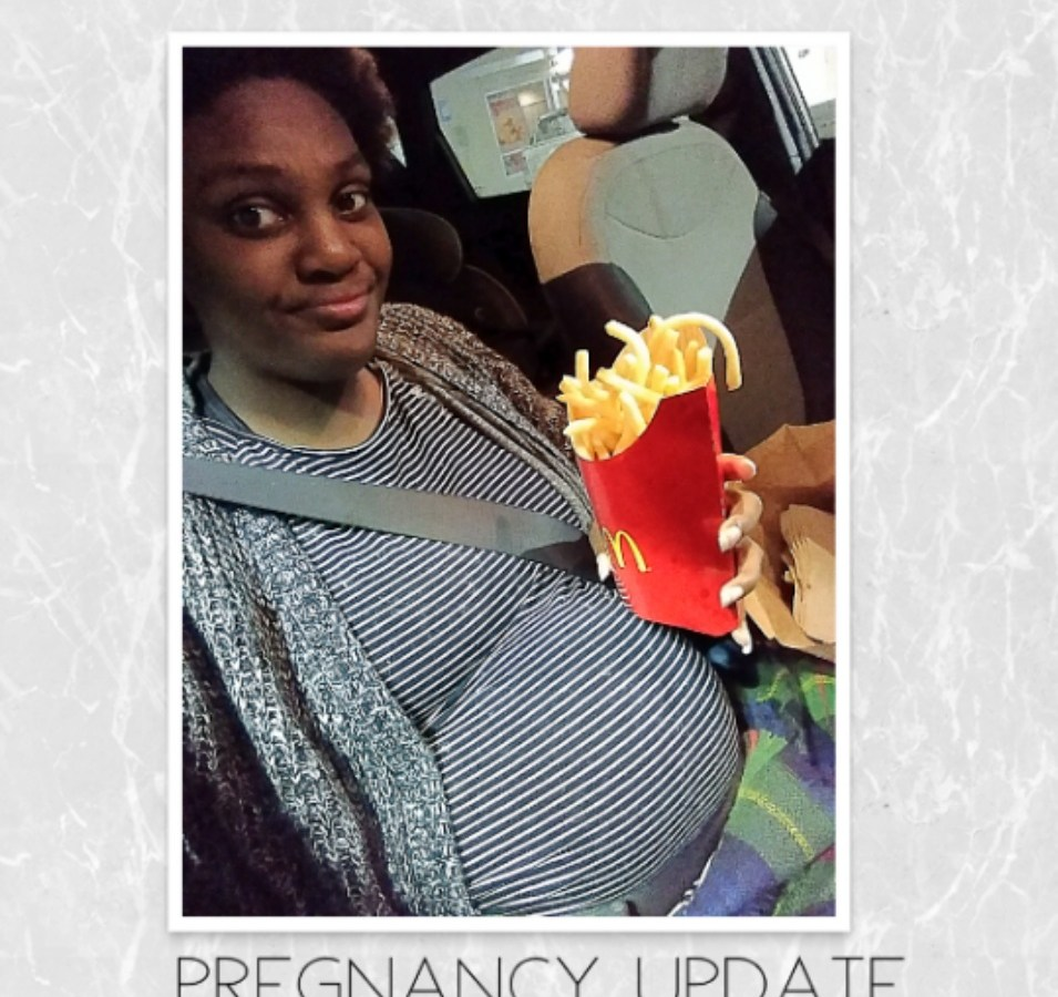 Pregnancy Update: 33 Weeks, Uncomfortable and Embracing My Struggles