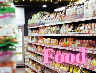 Something New | Food Finds At The Grocery Store
