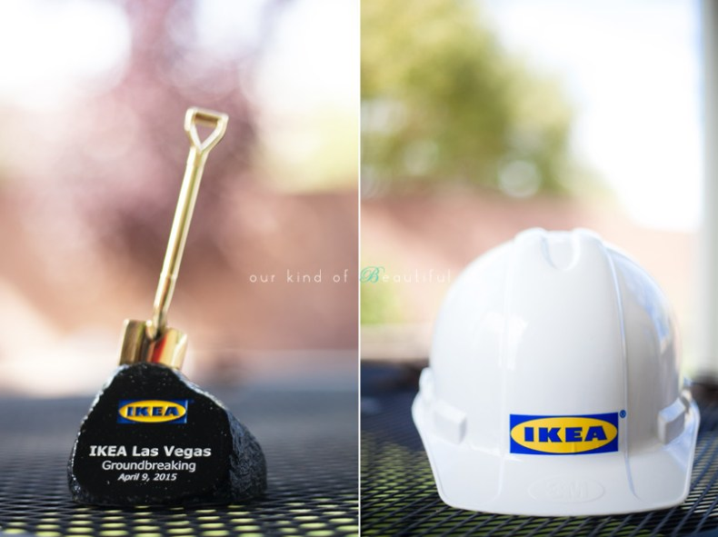 The 351,000 square-foot future IKEA Las Vegas, and 1,300 parking spaces, will be built on 26 acres along the northern side of Interstate-215 at Durango Drive, near Sunset Road.
