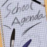 school-agenda