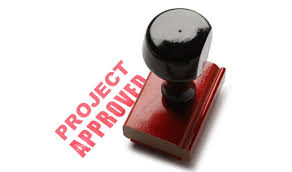 project approved