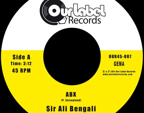 Sir Ali Bengali - ABX