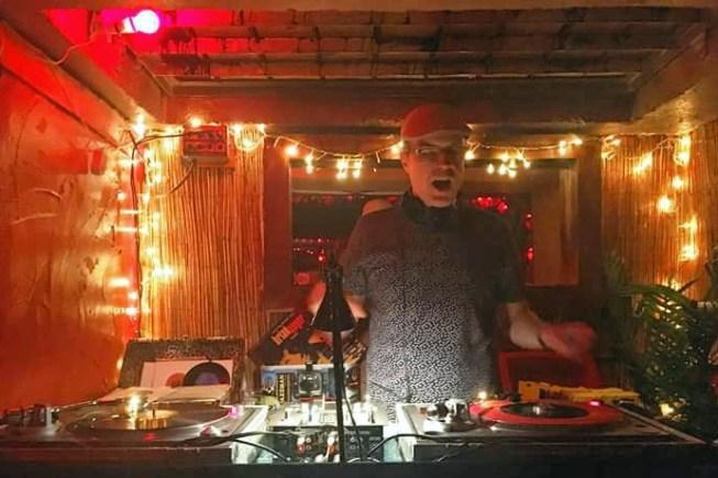 DJ Greg Boraman Credit Constantine Callaghan