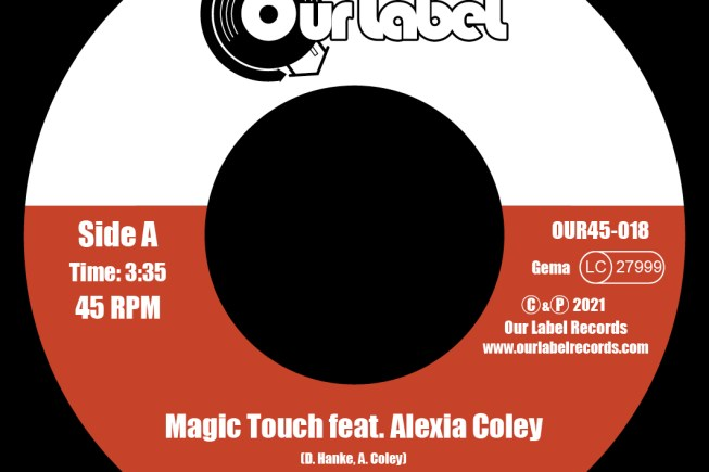 Renegades Of Jazz feat. Alexia Coley - Magic Touch