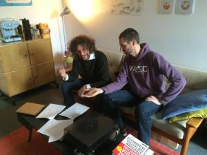 Legbo signs for Uebertribe