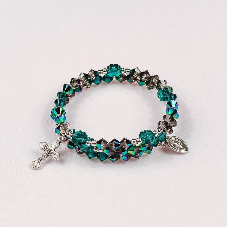 Crystal-Creations-Glittering-Green