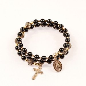 Natural Gemstones Black Gold