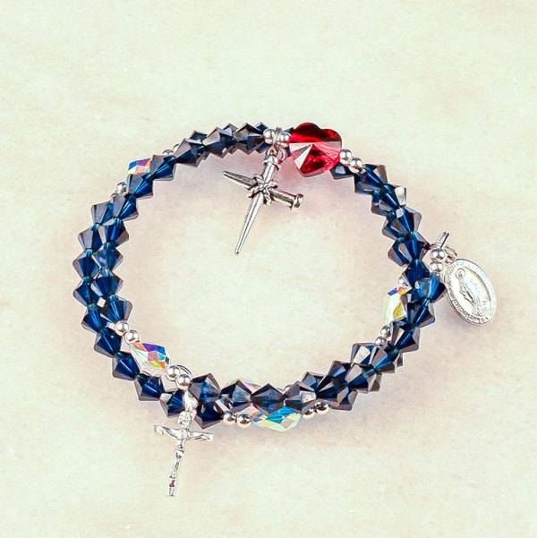 Rosary Bracelet – Our Lady of Sorrows