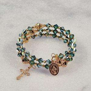 Star of Bethlehem Rosary Bracelet