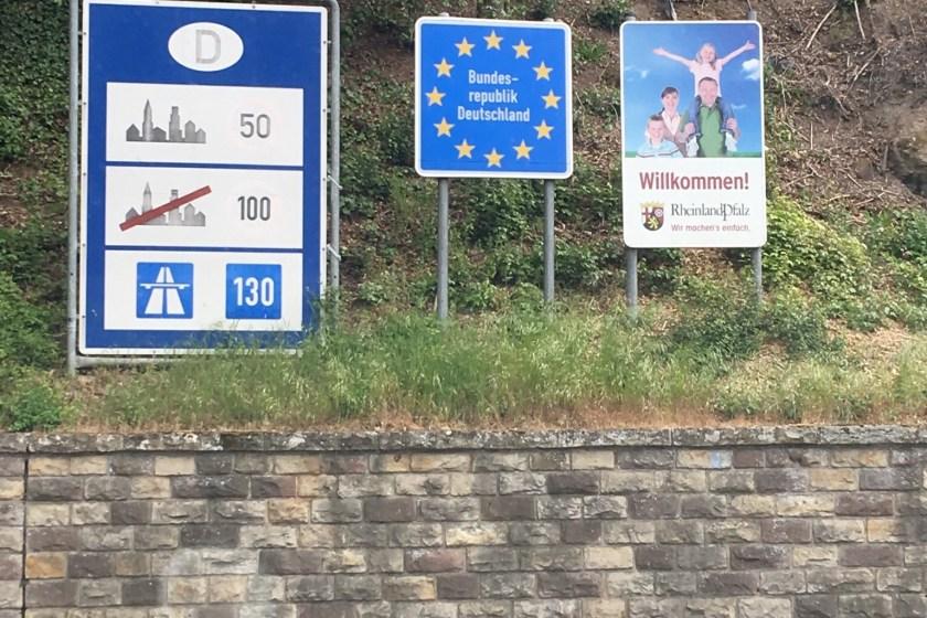 German eu sign