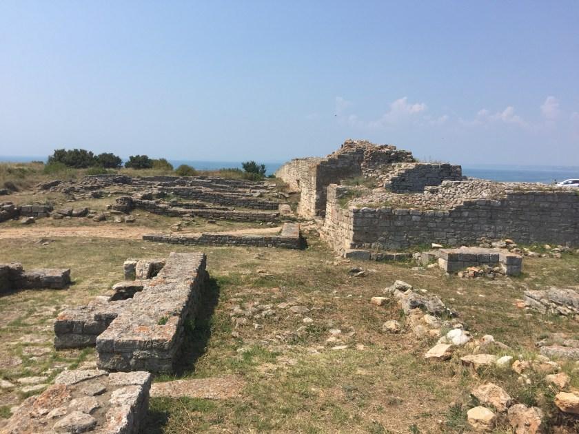 Cape Kaliakra.Bulgaria -