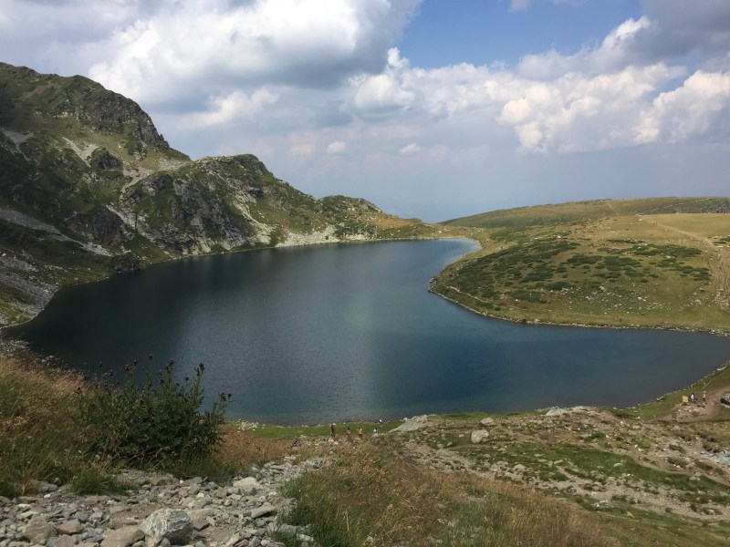 Kidney lake - Rila seven lakes