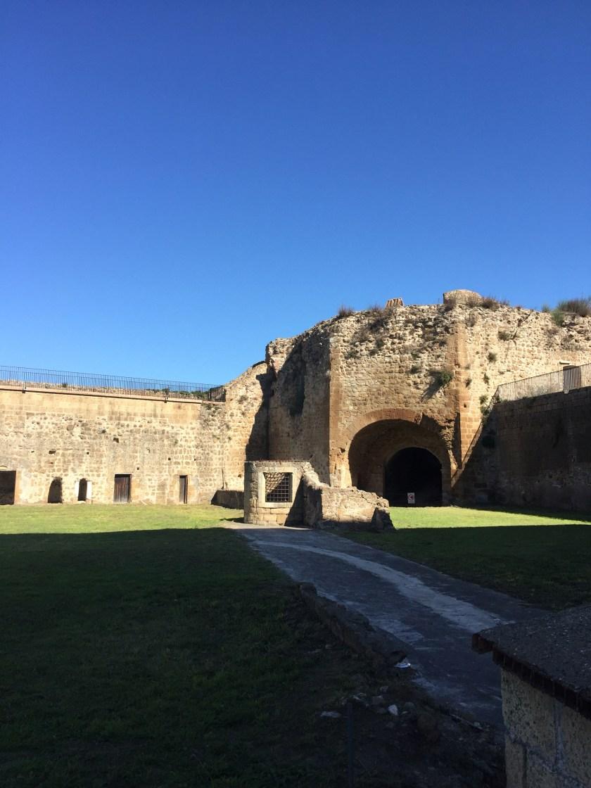 Orsini Fortress, Sorano Italy