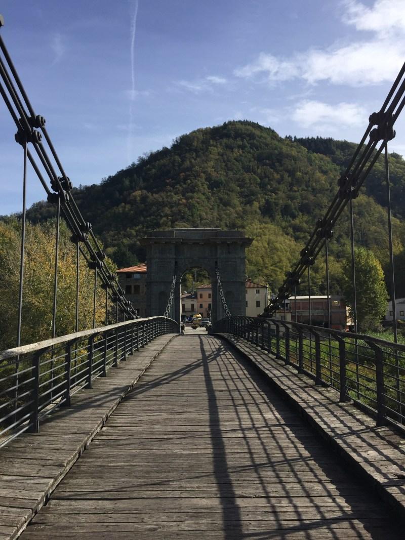 Ponte della Catene by motorhome