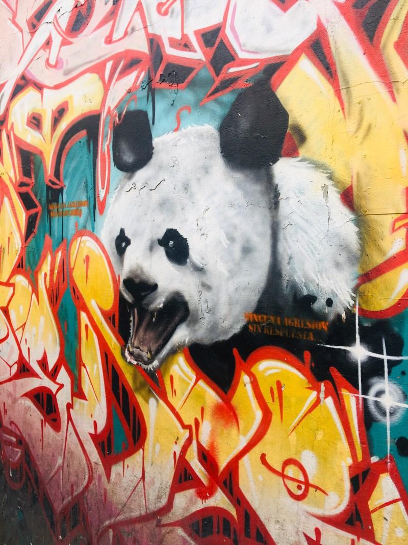 Zaragoza street art at its best