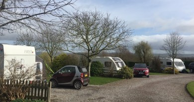 Nose back to the grindstone- a campsite wardens life